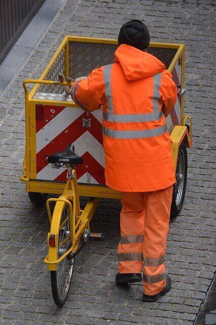 Après Fix My street, bientôt Clean My Street?