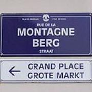 Straatnaambordjes die verdwijnen: de cijfers voor Brussel Stad