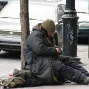 Nieuwjaarsactie voor daklozen door Open Vld-vrouwen en Open Vld Brussel Stad
