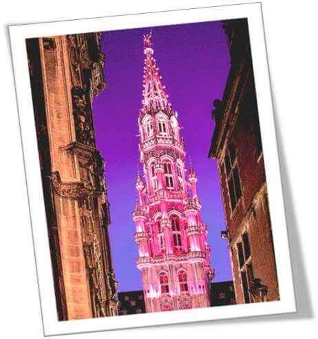 L'Hôtel de Ville paré de rose pour les 10 ans de « Think Pink »