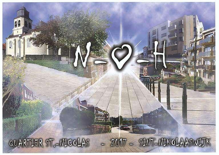 Quartier Saint-Nicolas réaménagé