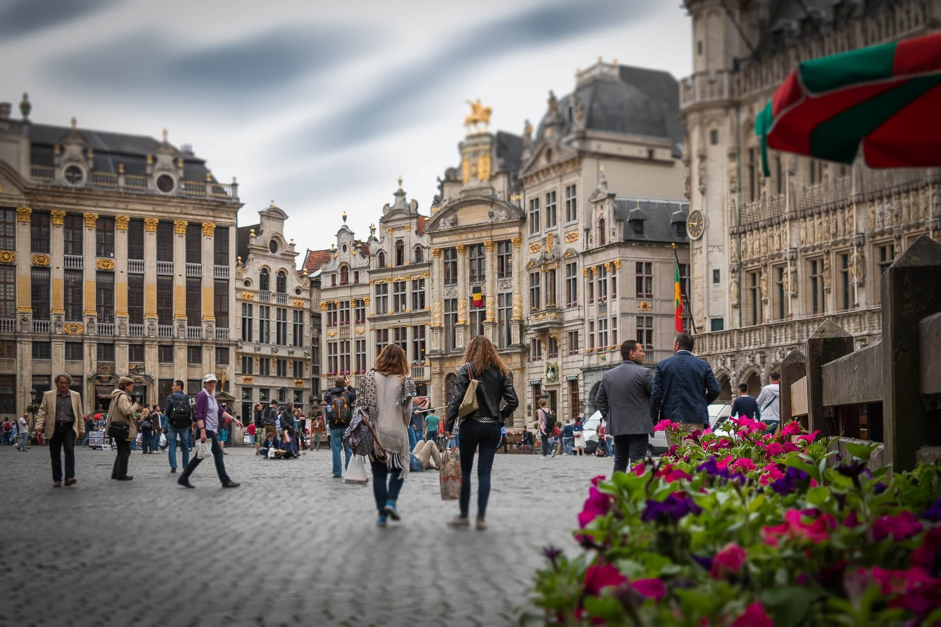 La région bruxelloise étudie le tourisme pour les personnes voyageant seules