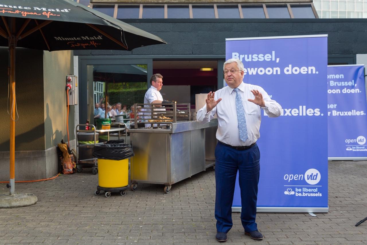 Persvoorstelling Open Vld-kandidaten gemeenteraadsverkiezingen 2018