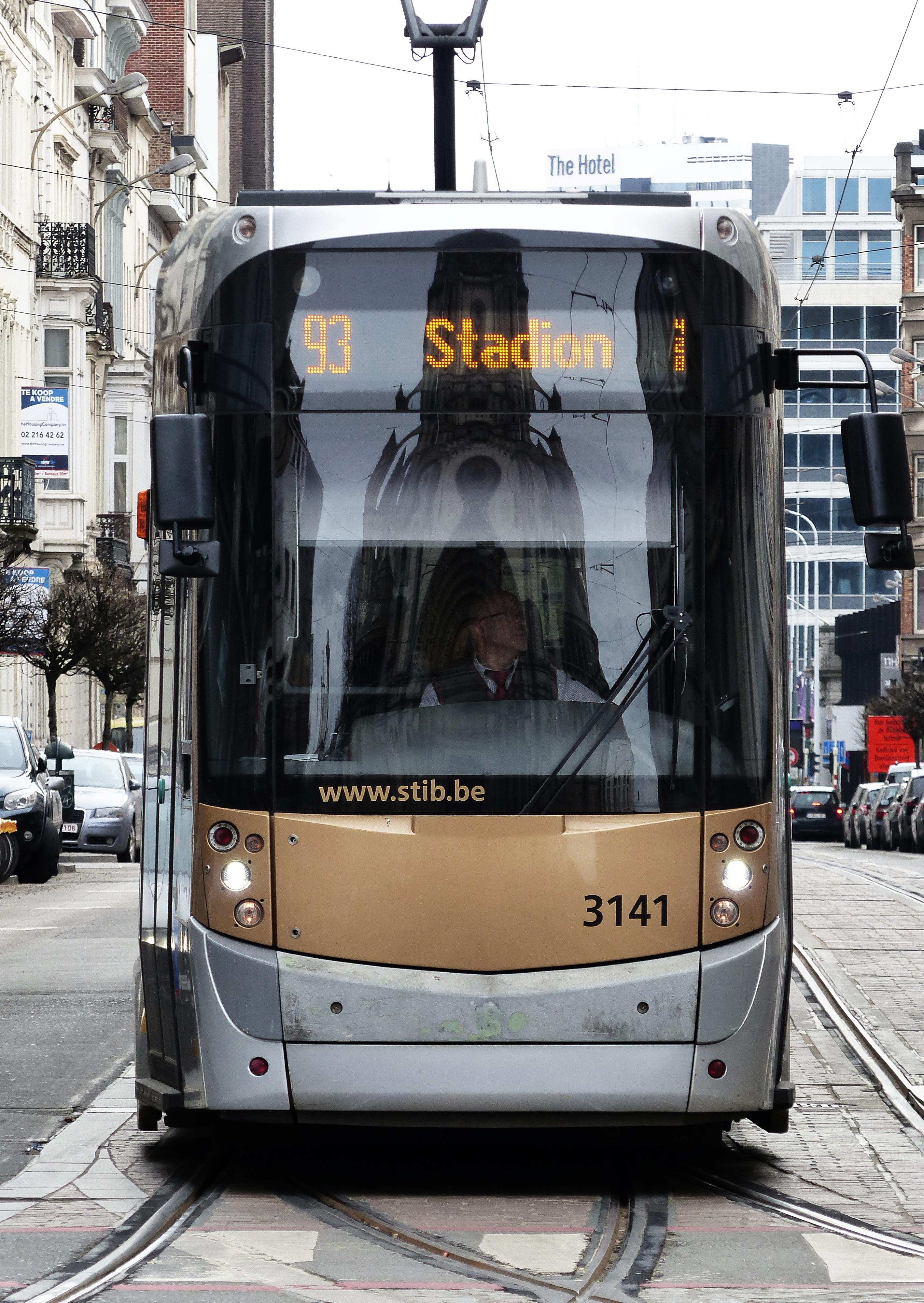 Opening tram 8: liberalen willen tram doortrekken naar luchthaven Zaventem