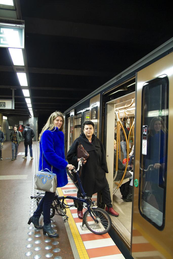La section bruxelloise de l'Open Vld appelle les autres partis à une coalition pour la prolongation du métro