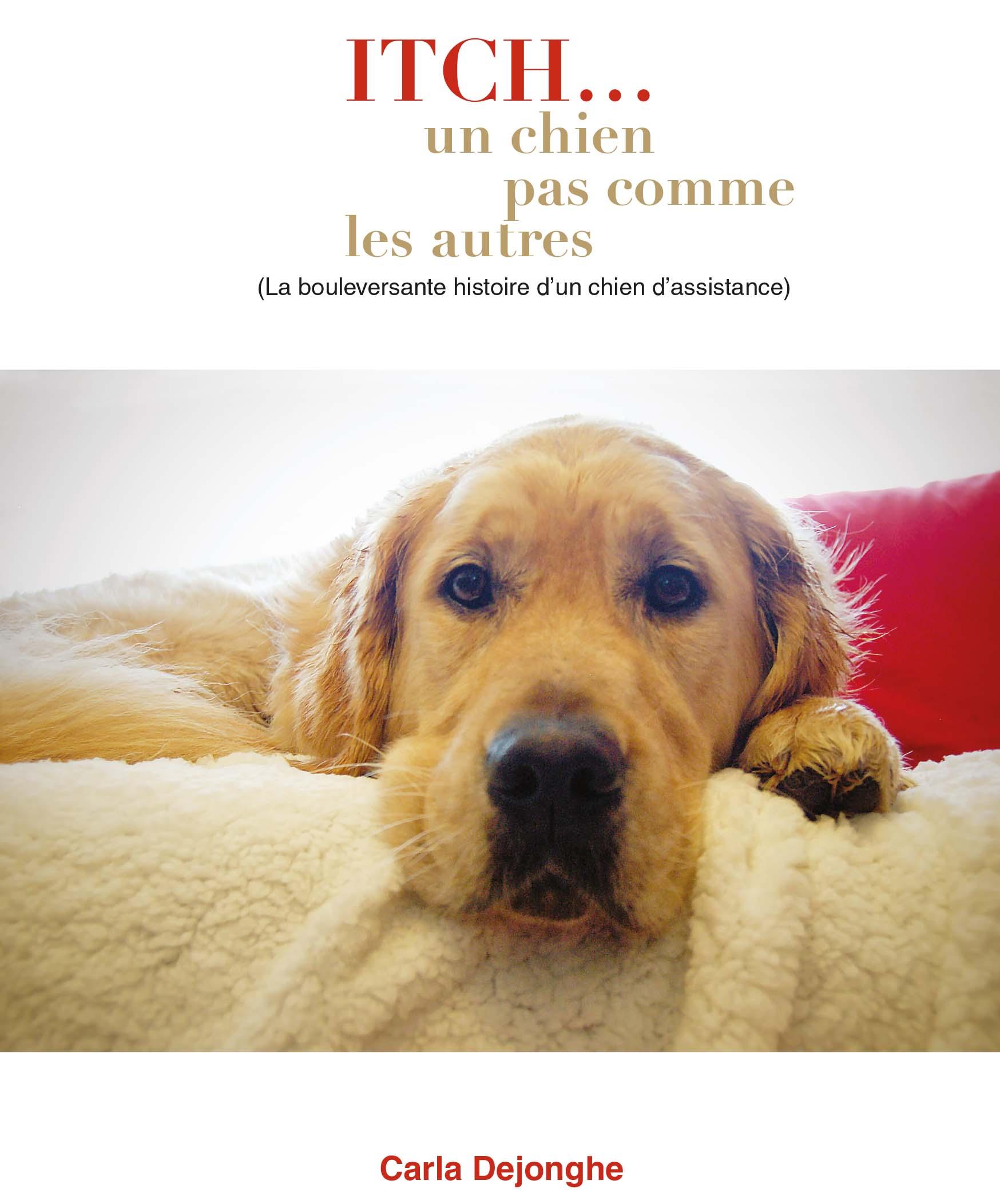 Carla Dejonghe publie un livre sur l'histoire émouvante d'un garçon autiste et de son chien d'assistance