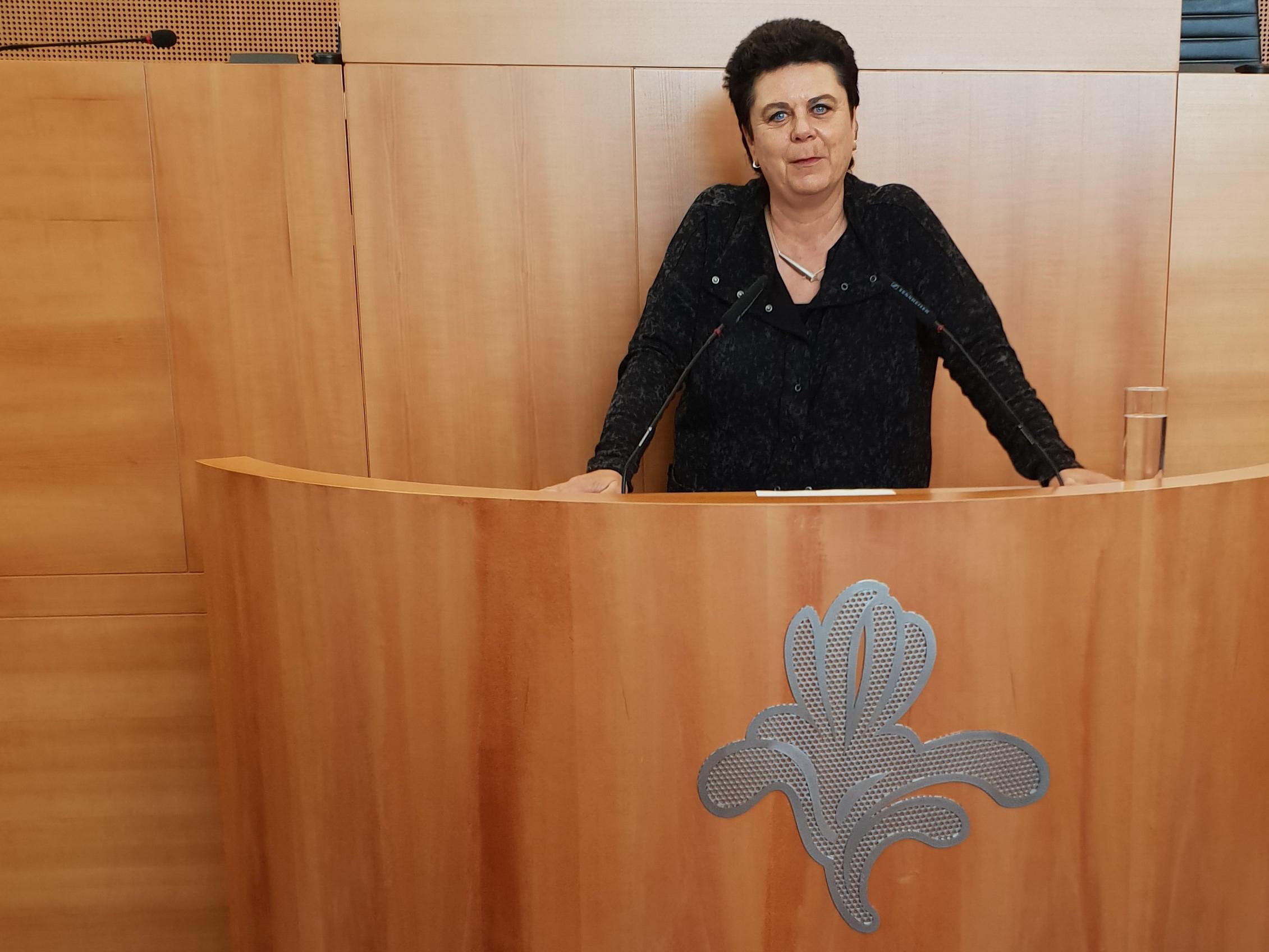 """Carla Dejonghe: """"Bruxelles a les pouvoirs d'une région pour travailler à l'échelle d'une grande ville."""""""