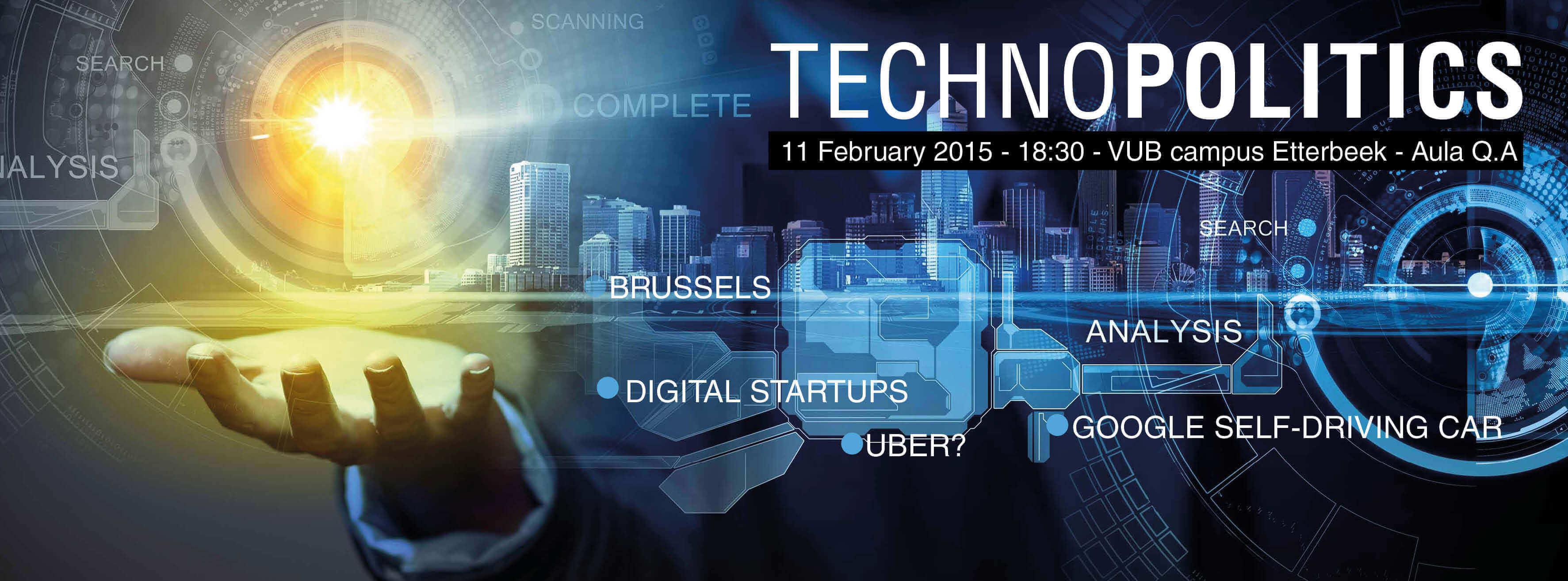 Technopolitics place l'avancée technologique au cœur du débat