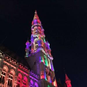 Stad Brussel maakt zich op voor de Brussels Pride
