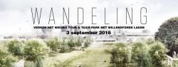 Verken het nieuwe Tour & Taxis-park op zaterdag 3 september