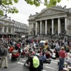 Verkeersvrij Beursplein opgenomen in programma Open Vld Brussel