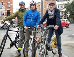 Open Vld Oudergem zet de fietser in de kijker