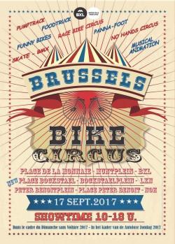 Extra Bike Circus op het Bockstaelplein