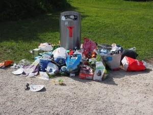 Els Ampe toont de mooiste vuilste plekjes