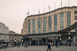 Gang Centraal Station: vuil vuiler vuilst