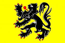 René Coppens houdt toespraak ter gelegenheid van de Vlaamse feestdag