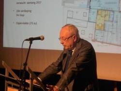 Toespraak ter gelegenheid van de officiële opening van de Nederlandstalige bibliotheek van Ganshoren