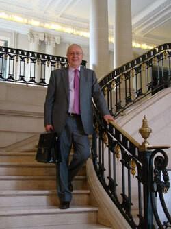 René Coppens over de modernisering van oude liften