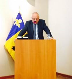 René Coppens over de beleidsverklaring 2016-2017 van het College van de VGC
