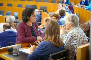 Succesvolle studiedag rond 'ouderenbeleid'