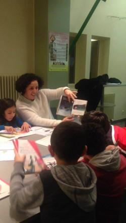 Voorleesmoment met Khadija Zamouri