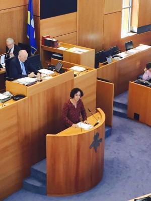 Khadija Zamouri reageert op 'Ga terug naar uw land'