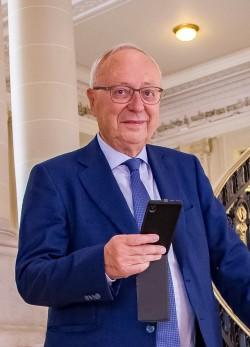 """René Coppens: """"Wel degelijk mogelijk om de modernisering van oude liften te verzoenen met het historisch karakter ervan"""