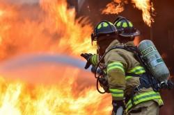 Coppens over brandweer:
