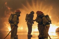René Coppens ondervraagt directeurs brandweerschool