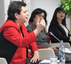 Carla Dejonghe op internationale conferentie over politieke participatie van vrouwen