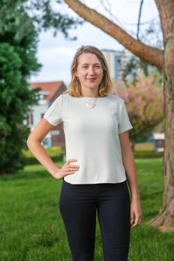 OCMW-raadslid Mimi Crahaij: de toekomst is nu!