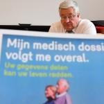 Aanmoediging Brusselse patiënten om gezondheidsgegevens te delen
