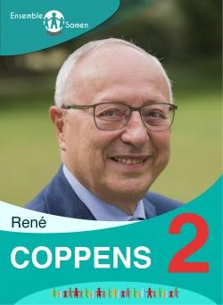René Coppens: Voor een solidaire, gezellige en veilige gemeente!