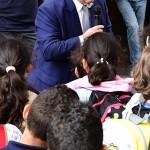 Terrains de foot, coins de lecture et jardins pour 4 écoles bruxelloises