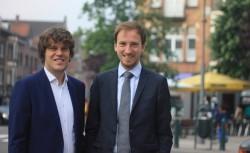 Wim Vanobberghen & Jeremy Van Gorp:  200% voor Oudergem