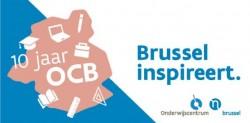 Onderwijscentrum Brussel (OCB) blaast tien kaarsjes uit