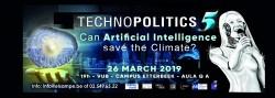 Technopolitics 5 op 26 maart!
