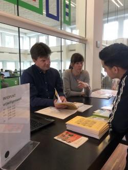 Loket voor vernieuwde gratis vrijwilligersverzekering voorgesteld