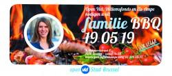 Familiebarbecue 19 mei
