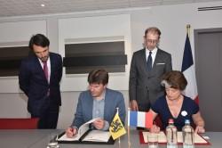 Frankrijk en Vlaanderen vernieuwen samenwerking filmsector