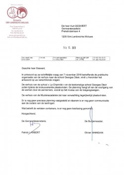 Onduidelijkheid troef in Sint-Lambrechts-Woluwe