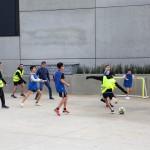 Gatz huldigt drie nieuwe speelplaatsen in op Anderlechtse Campus Spoor West