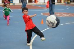 Els Ampe: 9 op de 10 basisscholen laten naschools sportaanbod links liggen