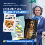 De boekentips van Open Vld Brussel met Khadija Zamouri