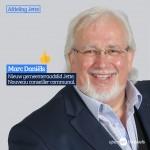 Marc Daniëls vervangt Sven Gatz in gemeenteraad Jette