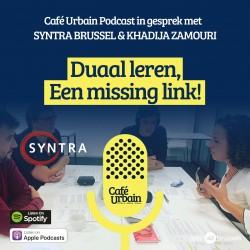 Café Urbain Podcast: Is duaal leren de missing link tussen schoolmoe en diplomaloos op de arbeidsmarkt?