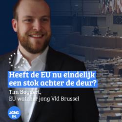 Het rechtsstaatmechanisme van de EU: stok achter de deur, of slappe vod?