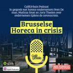 Café urbain Podcast: Brusselse horeca in crisis