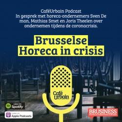 Café urbain Podcast: Brusselse horeca in crisis