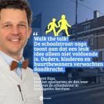 Vincent Riga: Sint-Agatha-Berchem blaast warm en koud over schoolstraten